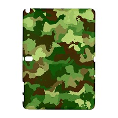 Camouflage Green Samsung Galaxy Note 10 1 (p600) Hardshell Case