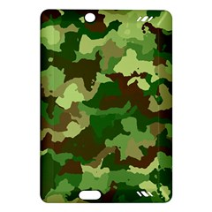 Camouflage Green Kindle Fire Hd (2013) Hardshell Case
