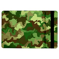 Camouflage Green iPad Air 2 Flip