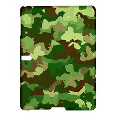 Camouflage Green Samsung Galaxy Tab S (10.5 ) Hardshell Case