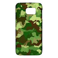Camouflage Green Galaxy S6