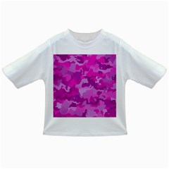 Camouflage Hot Pink Infant/toddler T Shirts