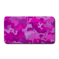 Camouflage Hot Pink Medium Bar Mats