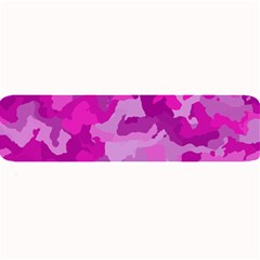 Camouflage Hot Pink Large Bar Mats