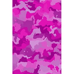 Camouflage Hot Pink 5 5  X 8 5  Notebooks