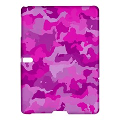Camouflage Hot Pink Samsung Galaxy Tab S (10 5 ) Hardshell Case