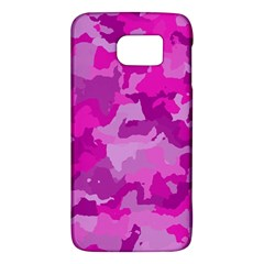 Camouflage Hot Pink Galaxy S6