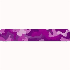 Camouflage Purple Small Bar Mats