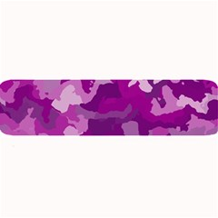Camouflage Purple Large Bar Mats