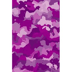 Camouflage Purple 5.5  x 8.5  Notebooks