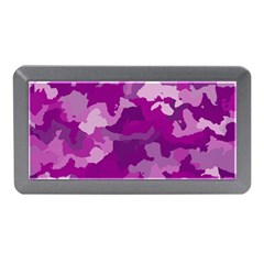 Camouflage Purple Memory Card Reader (Mini)