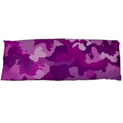 Camouflage Purple Body Pillow Cases (Dakimakura)