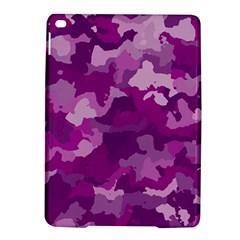 Camouflage Purple Ipad Air 2 Hardshell Cases
