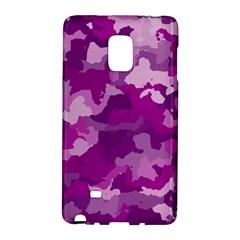 Camouflage Purple Galaxy Note Edge