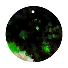 Space Like No 7 Ornament (round)