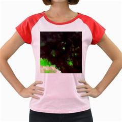 Space Like No.7 Women s Cap Sleeve T-Shirt
