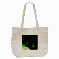 Space Like No.7 Tote Bag (Cream)