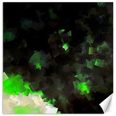 Space Like No 7 Canvas 20  X 20