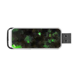 Space Like No.7 Portable USB Flash (Two Sides)