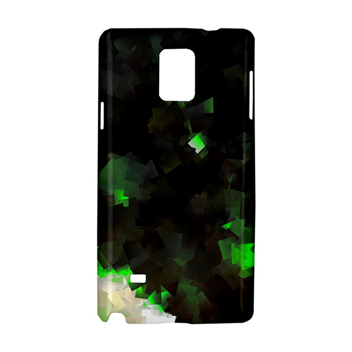 Space Like No.7 Samsung Galaxy Note 4 Hardshell Case