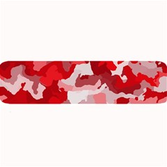 Camouflage Red Large Bar Mats