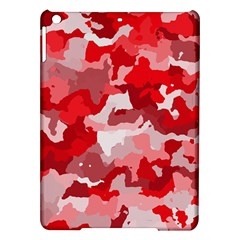 Camouflage Red Ipad Air Hardshell Cases