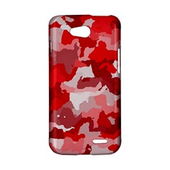 Camouflage Red LG L90 D410