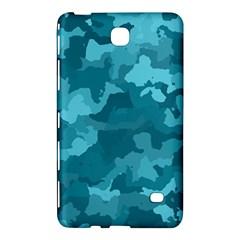 Camouflage Teal Samsung Galaxy Tab 4 (7 ) Hardshell Case