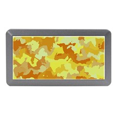 Camouflage Yellow Memory Card Reader (Mini)