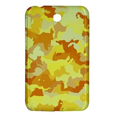 Camouflage Yellow Samsung Galaxy Tab 3 (7 ) P3200 Hardshell Case