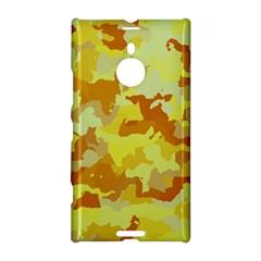 Camouflage Yellow Nokia Lumia 1520