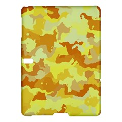 Camouflage Yellow Samsung Galaxy Tab S (10 5 ) Hardshell Case