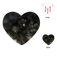 Space Like No 8 Playing Cards (heart)
