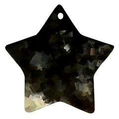 Space Like No 8 Star Ornament (two Sides)