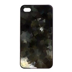 Space Like No.8 Apple iPhone 4/4s Seamless Case (Black)