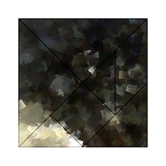 Space Like No.8 Acrylic Tangram Puzzle (6  x 6 )