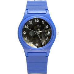 Space Like No 8 Round Plastic Sport Watch (s)