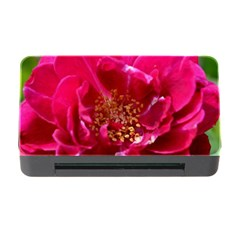 Red Rose Memory Card Reader with CF