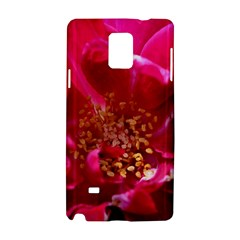 Red Rose Samsung Galaxy Note 4 Hardshell Case