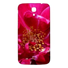 Red Rose Samsung Galaxy Mega I9200 Hardshell Back Case