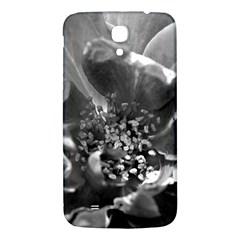 Black and White Rose Samsung Galaxy Mega I9200 Hardshell Back Case