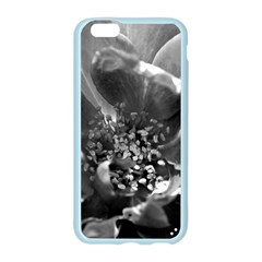 Black and White Rose Apple Seamless iPhone 6 Case (Color)