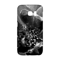 Black and White Rose Galaxy S6 Edge