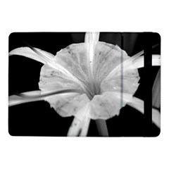 Exotic Black And White Flower 2 Samsung Galaxy Tab Pro 10 1  Flip Case