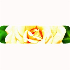 Orange Yellow Rose Large Bar Mats
