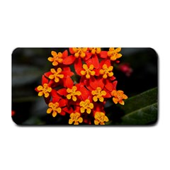 Orange and Red Weed Medium Bar Mats