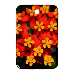 Orange And Red Weed Samsung Galaxy Note 8 0 N5100 Hardshell Case