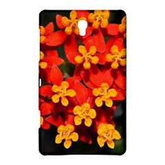 Orange and Red Weed Samsung Galaxy Tab S (8.4 ) Hardshell Case