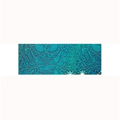 Wonderful Decorative Design With Floral Elements Large Bar Mats