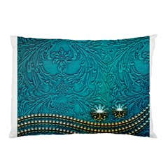 Wonderful Decorative Design With Floral Elements Pillow Cases (Two Sides)